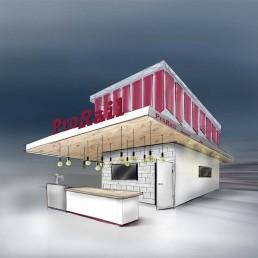 prorail booth design