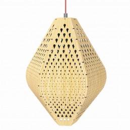 Maud-van-deursen-lamp diamant-6hoek-druppelpatroon