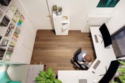 interieur-thuiswerkplek-bovenaanzicht